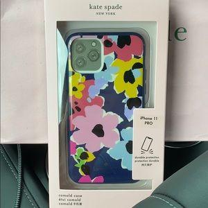 Kate spade flower iPhone case 11 pro